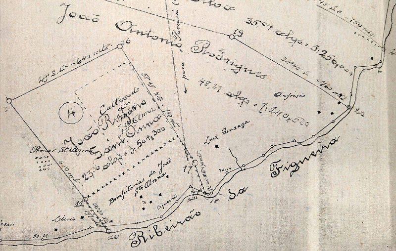 As terras de João Sant'Ana ou a honra dos antigos