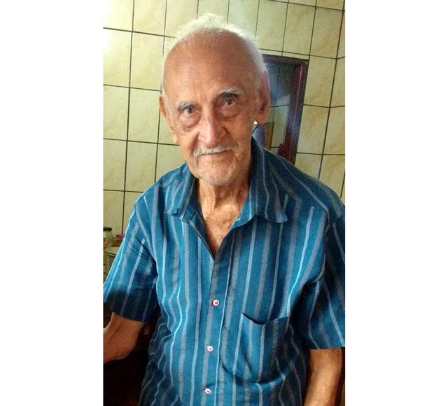 Calvino de Matos (20/07/1925 – 08/04/2019)