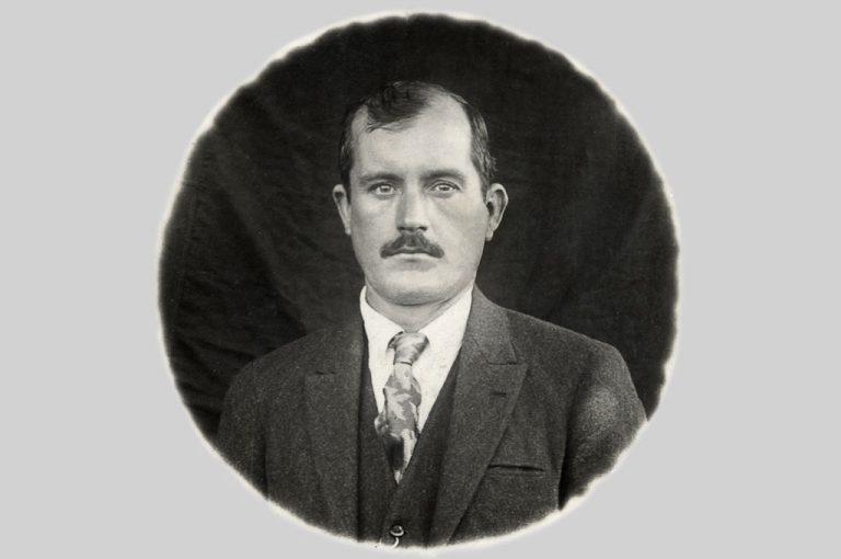 Antonio Luiz da Silva, pai do Sr. Cilas