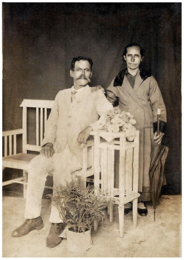 1921: Famílias formadoras da IPI de Iepê